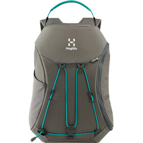 Haglöfs Corker Backpack Small magnetite/alpine green